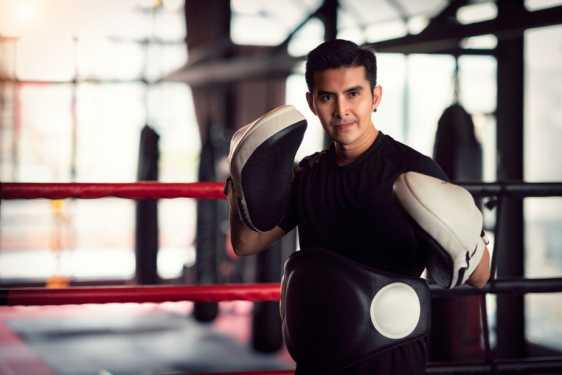 Muay Thai Training for Loss Weight in Thailand for Overall Health